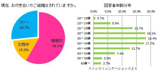 主婦アフリエイター比率グラフ