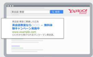 Yahoo!スポンサードサーチ